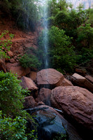 Lower Emerald Pool - Zion