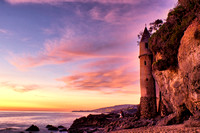 Pirate Tower, Laguna Beach,CA