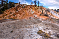 @ Mammoth Hot Springs, Yellowstone